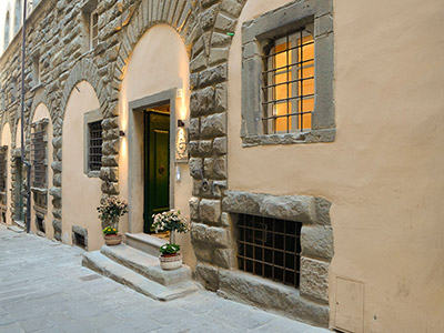 Cortona Luxury Rooms