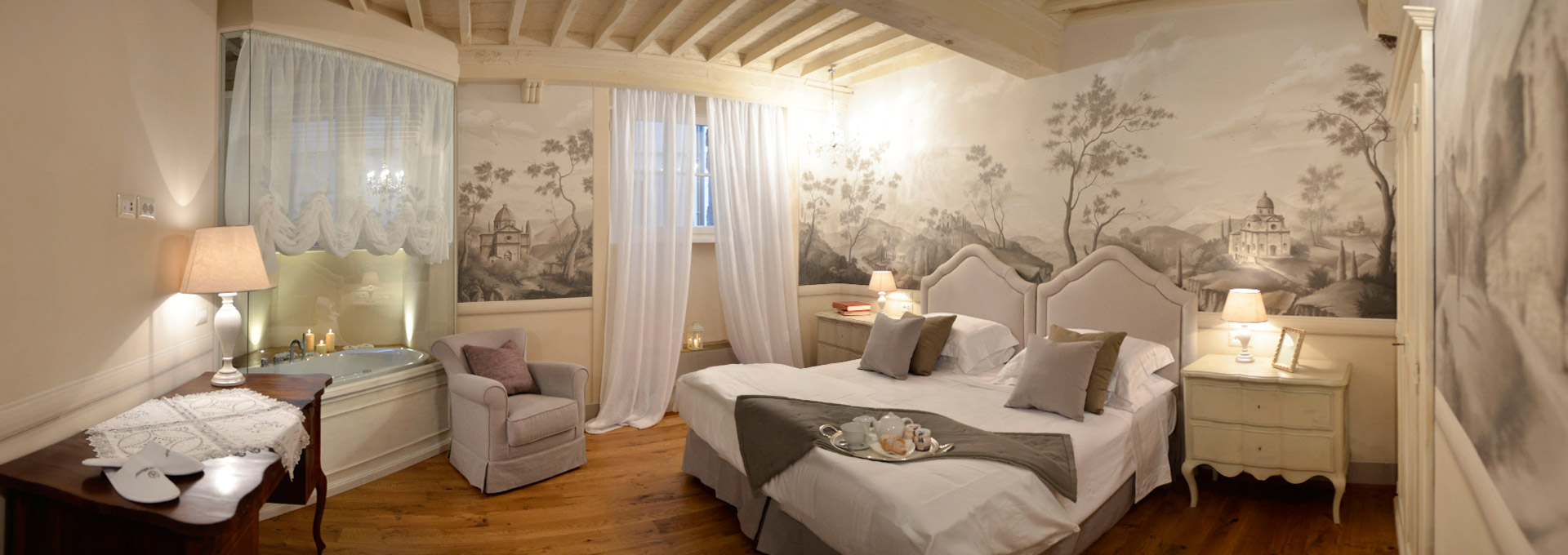 Luxury suites in cortona tuscany italy where to sleep for Italy b b